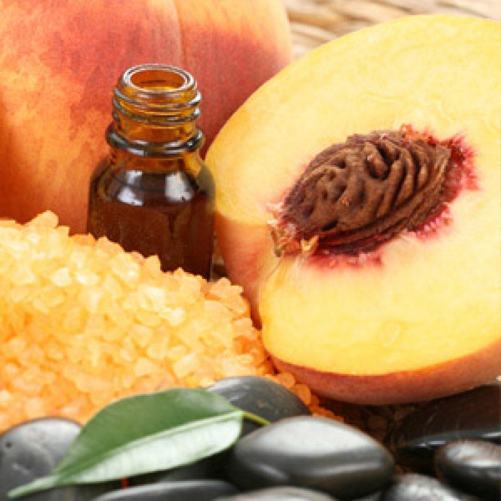 Применение масла персиковых косточек для лечения волос