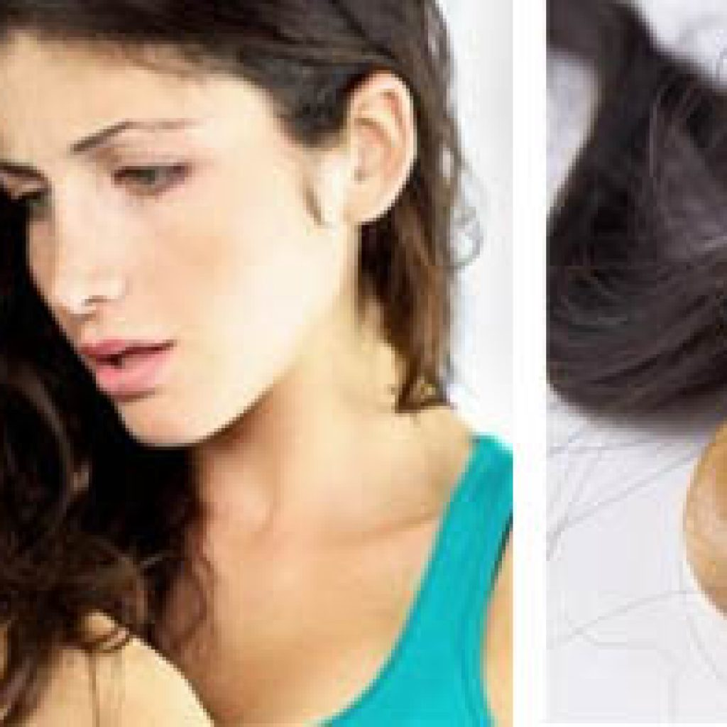 Причины потери волос у подростков