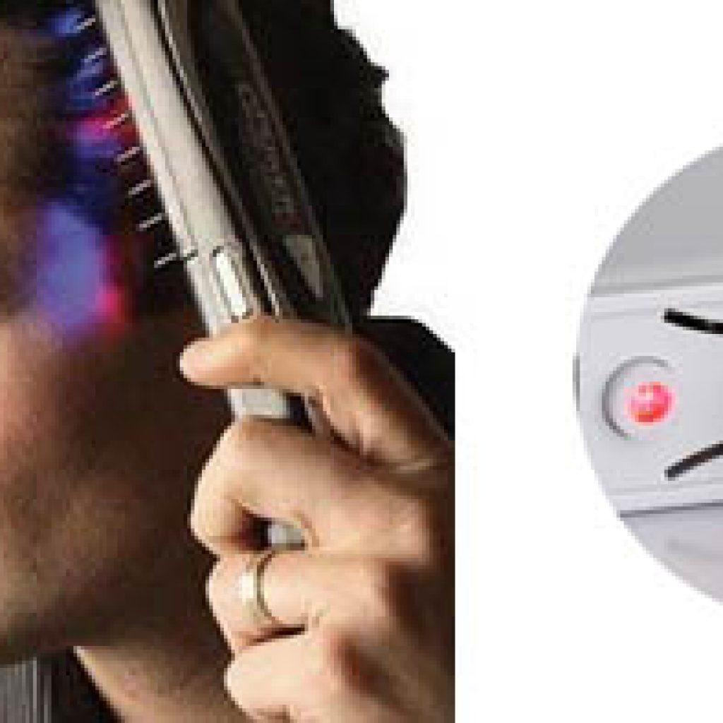 Что такое лазерная расческа