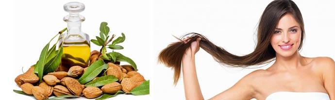 Миндальный экстракт для волос
