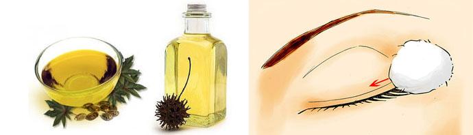 Нанесение растительного масла