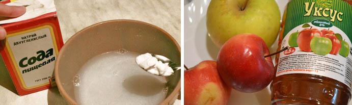 Народные рецепты от перхоти