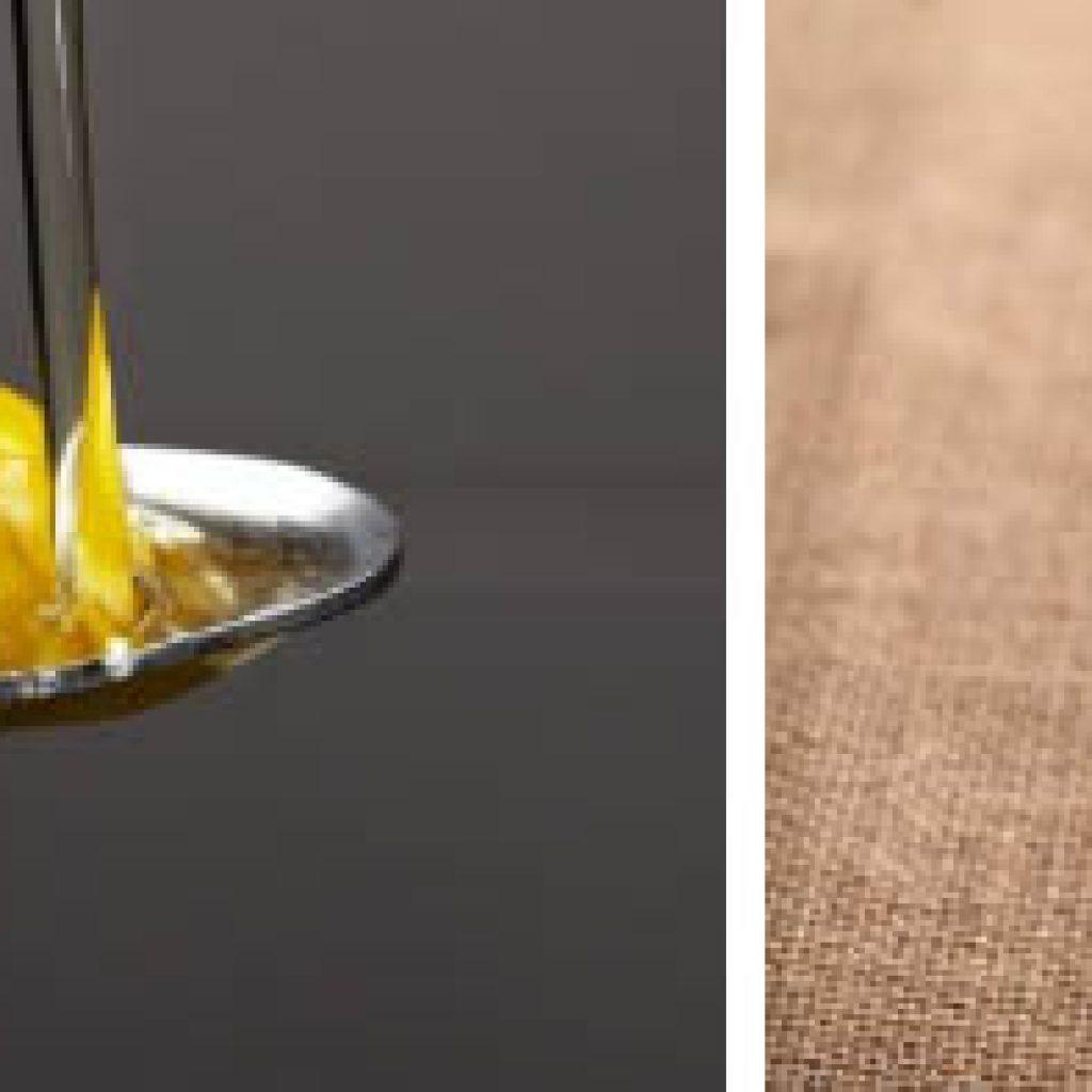 Польза меда и желтка