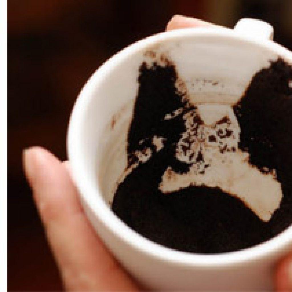Средство для волос с кофе
