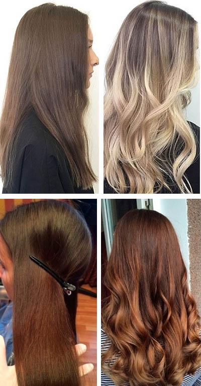 Фото до и после покраски