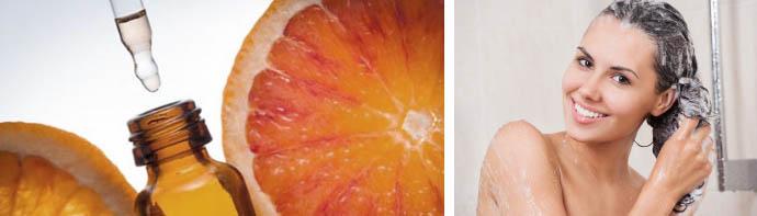 Апельсиновый эфир для волос