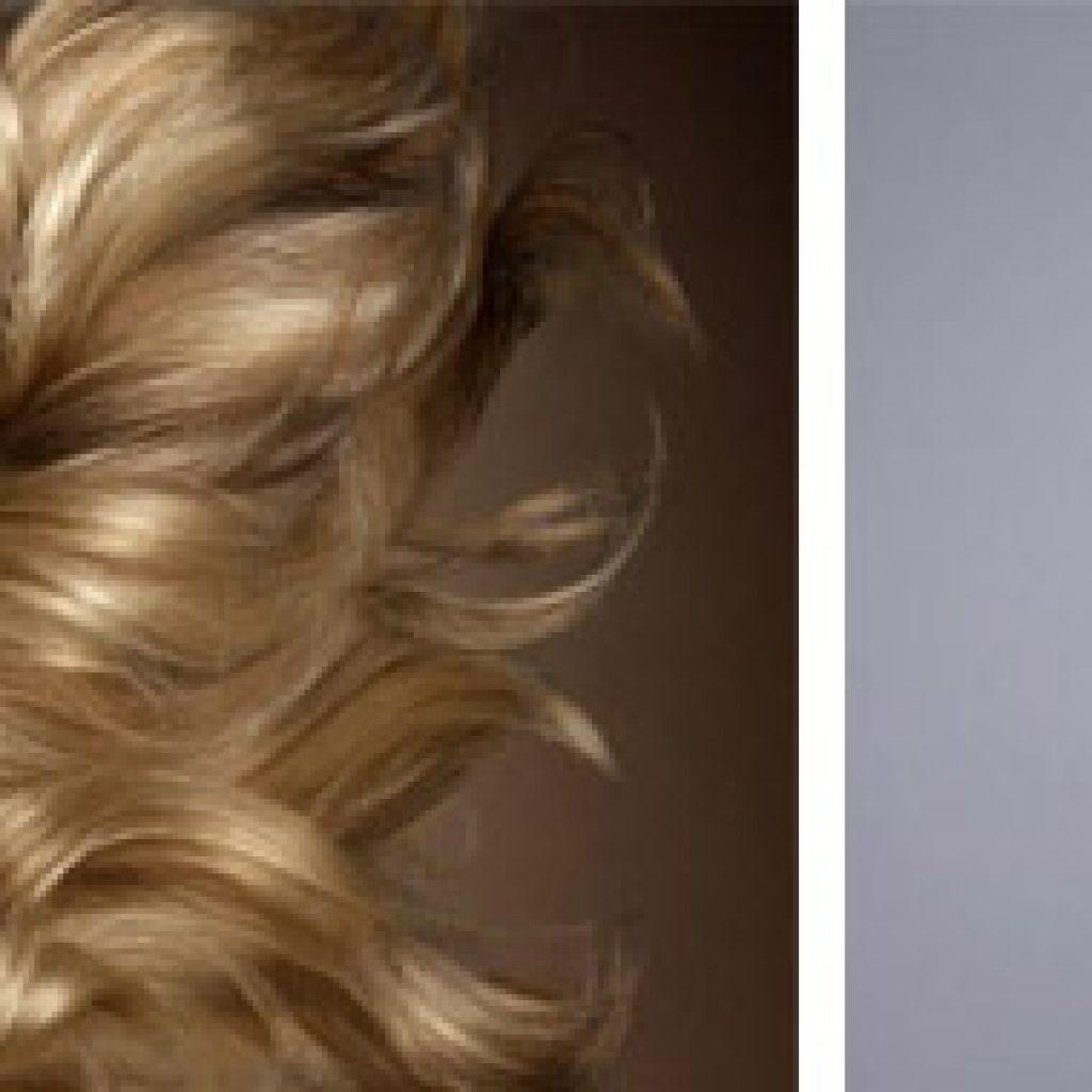 Волосы ореховых тонов