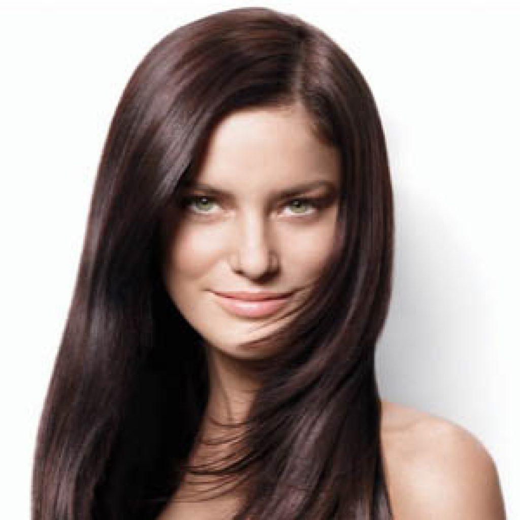 Окрашивание волос в цвет мокко
