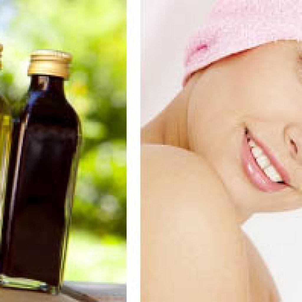 Способы смывания масла с локонов