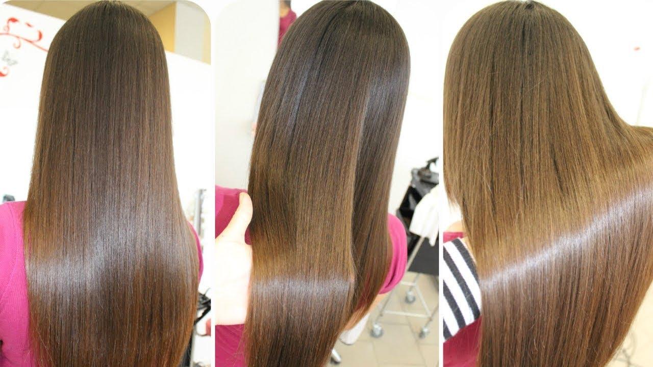 виды ламинирование волос