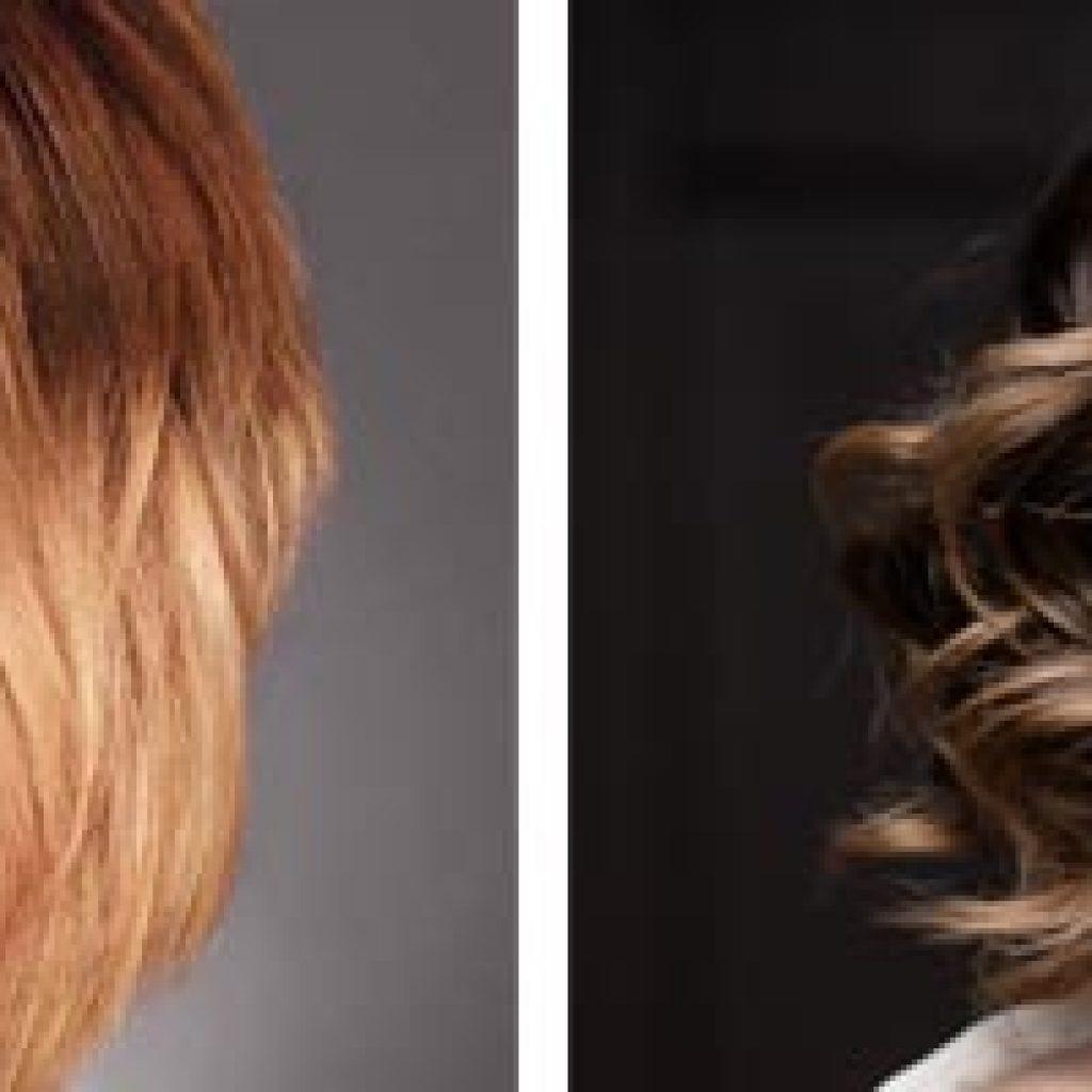 Амбре на волосах