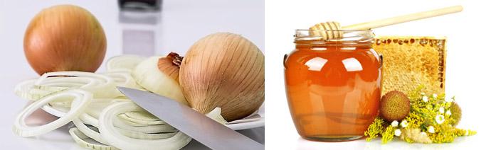 Лу и мед от себореи