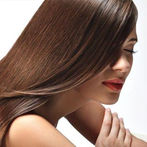 Маски для блеска и гладкости волос