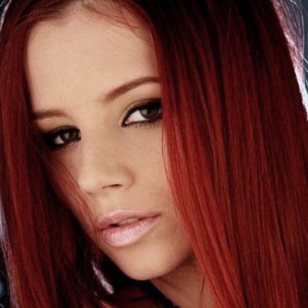 Махагоновый цвет для волос