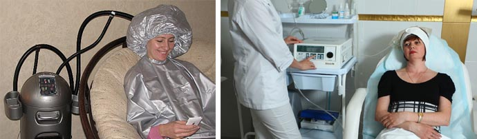 Парниковый метод озонотерапии