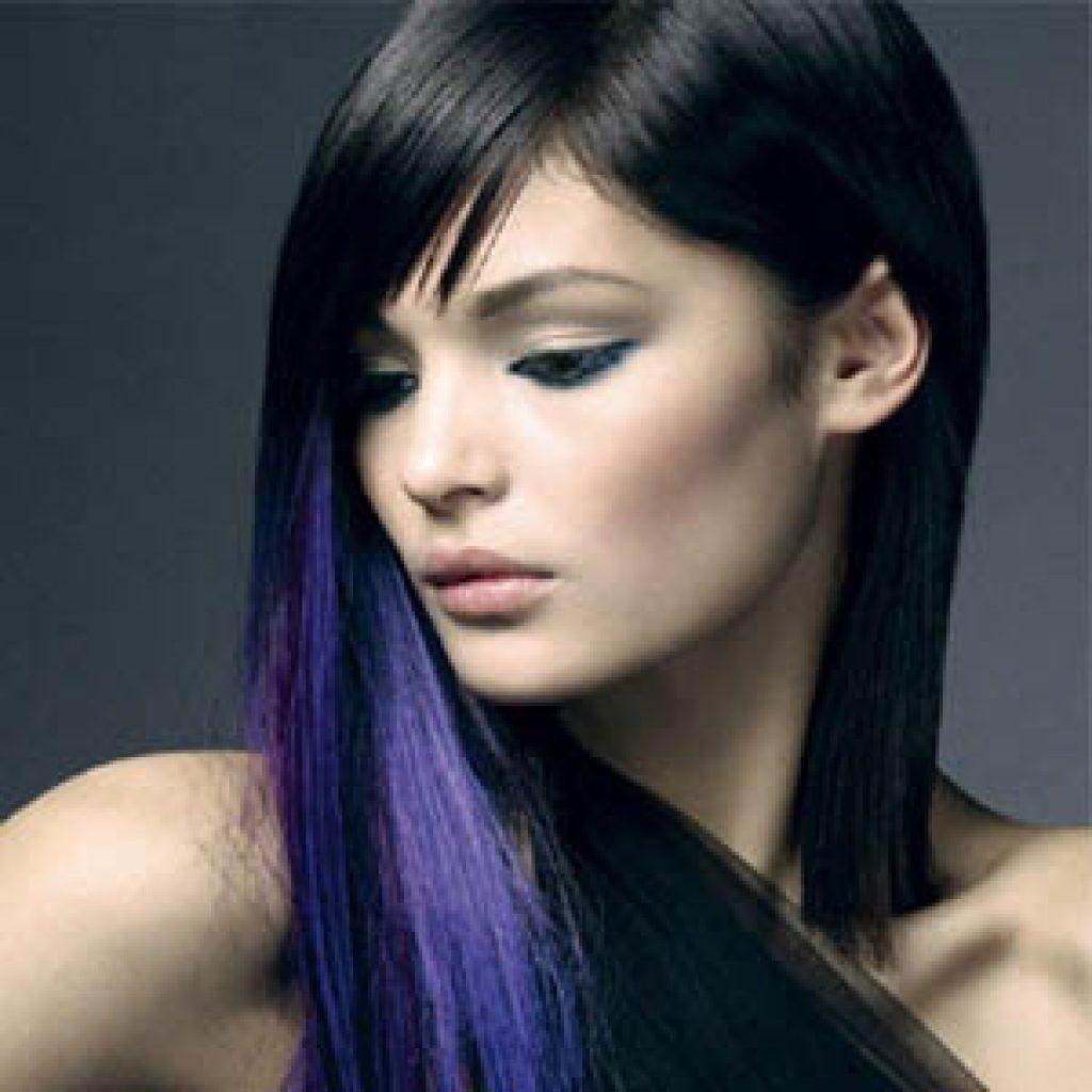 Асимметричные прически для волос средней длины