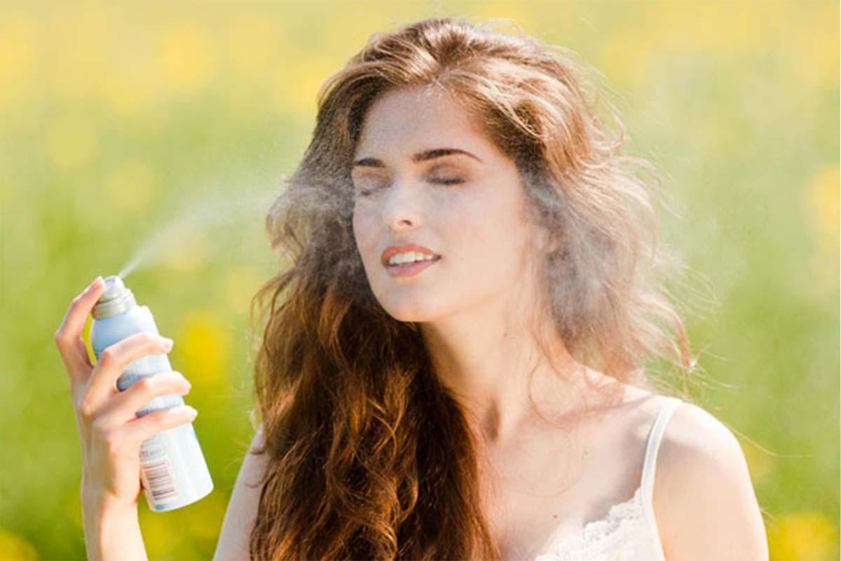 ухаживать за волосами в летний период
