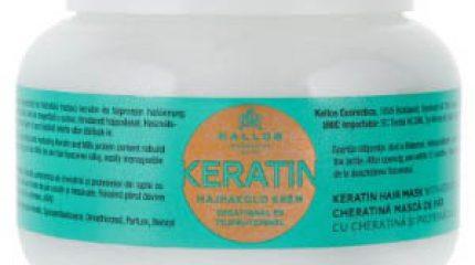 Маски для волос на основе кератина