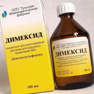 Маски для здоровья волос на основе Димексида