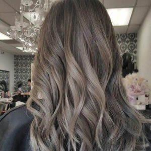 Особенности окрашивания волос в пепельно-русый цвет