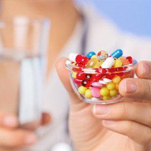 Препараты от выпадения волос в форме таблеток