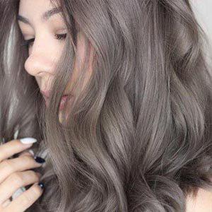 Волосы пепельно-русых оттенков