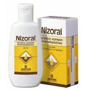 Обзор шампуня против перхоти марки Nizoral