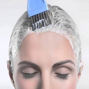 Признаки аллергической реакции на краску для волос