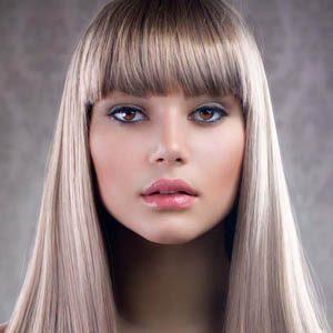 Палитра светло- и темно-русых оттенков волос