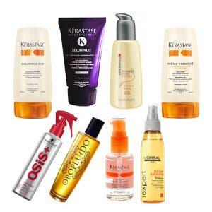 Лучшие термозащитные средства для волос – отзывы покупателей