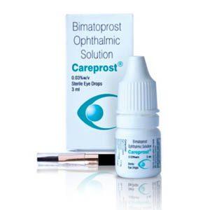 Используем средство Careprost для быстрого роста ресниц
